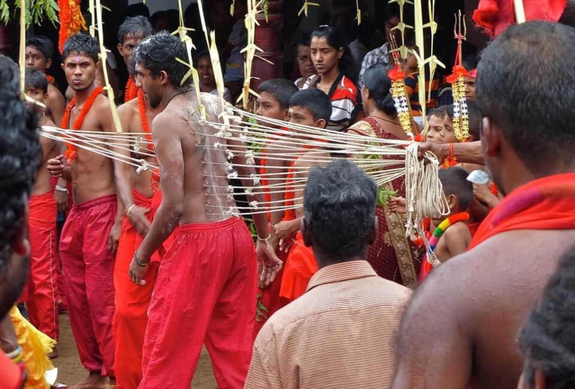 July Katharagama Festival